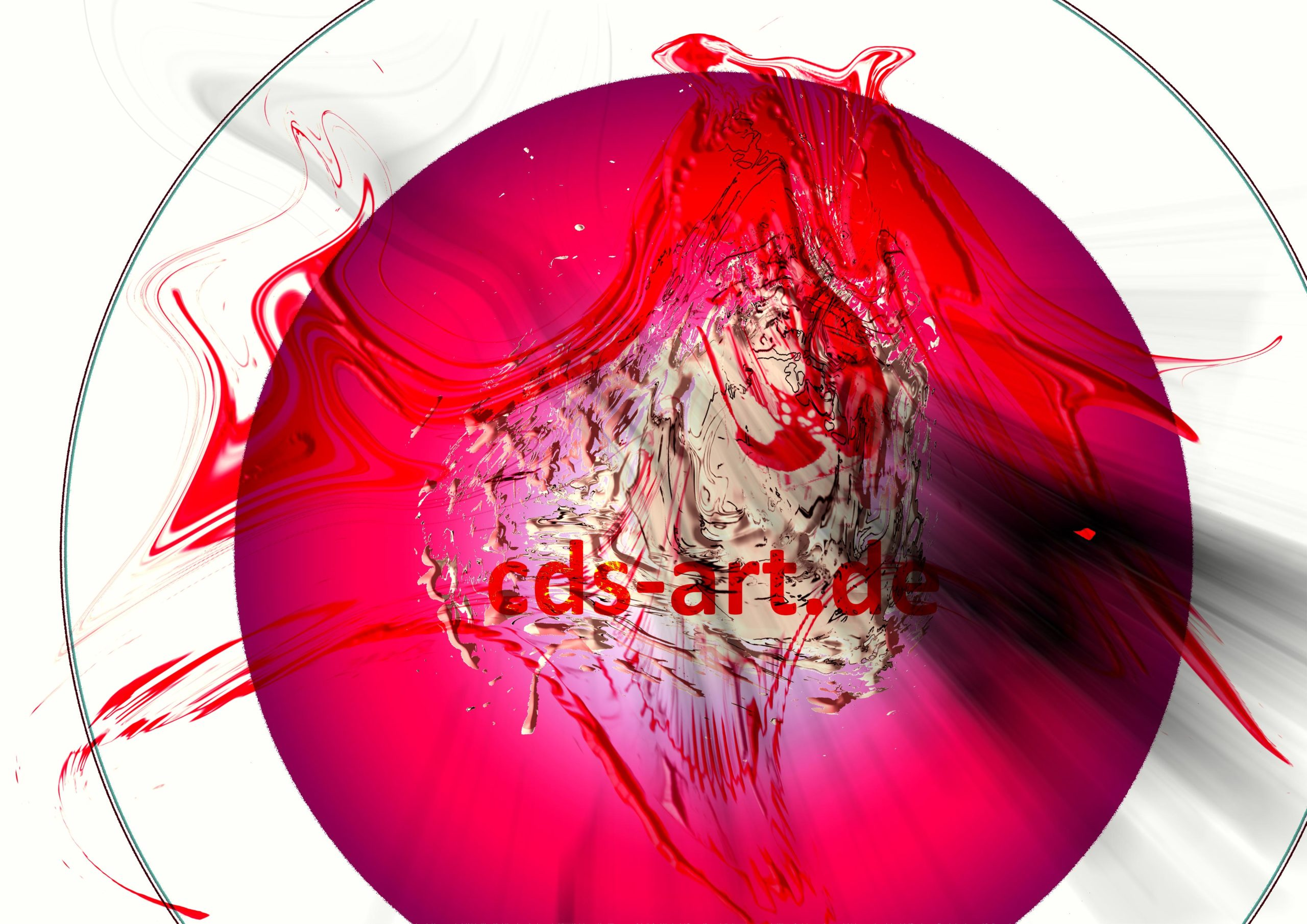 Chaos ball red