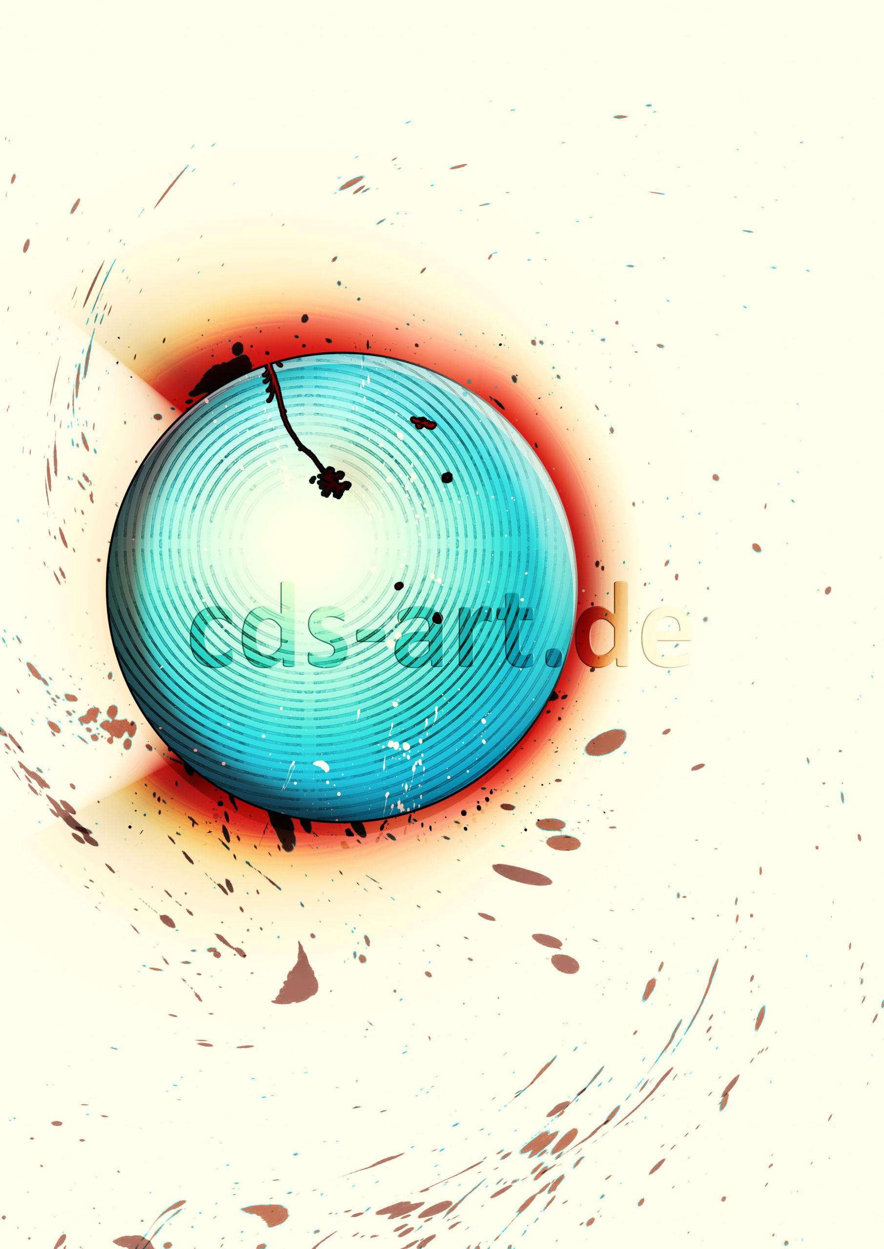 Planet explode 3