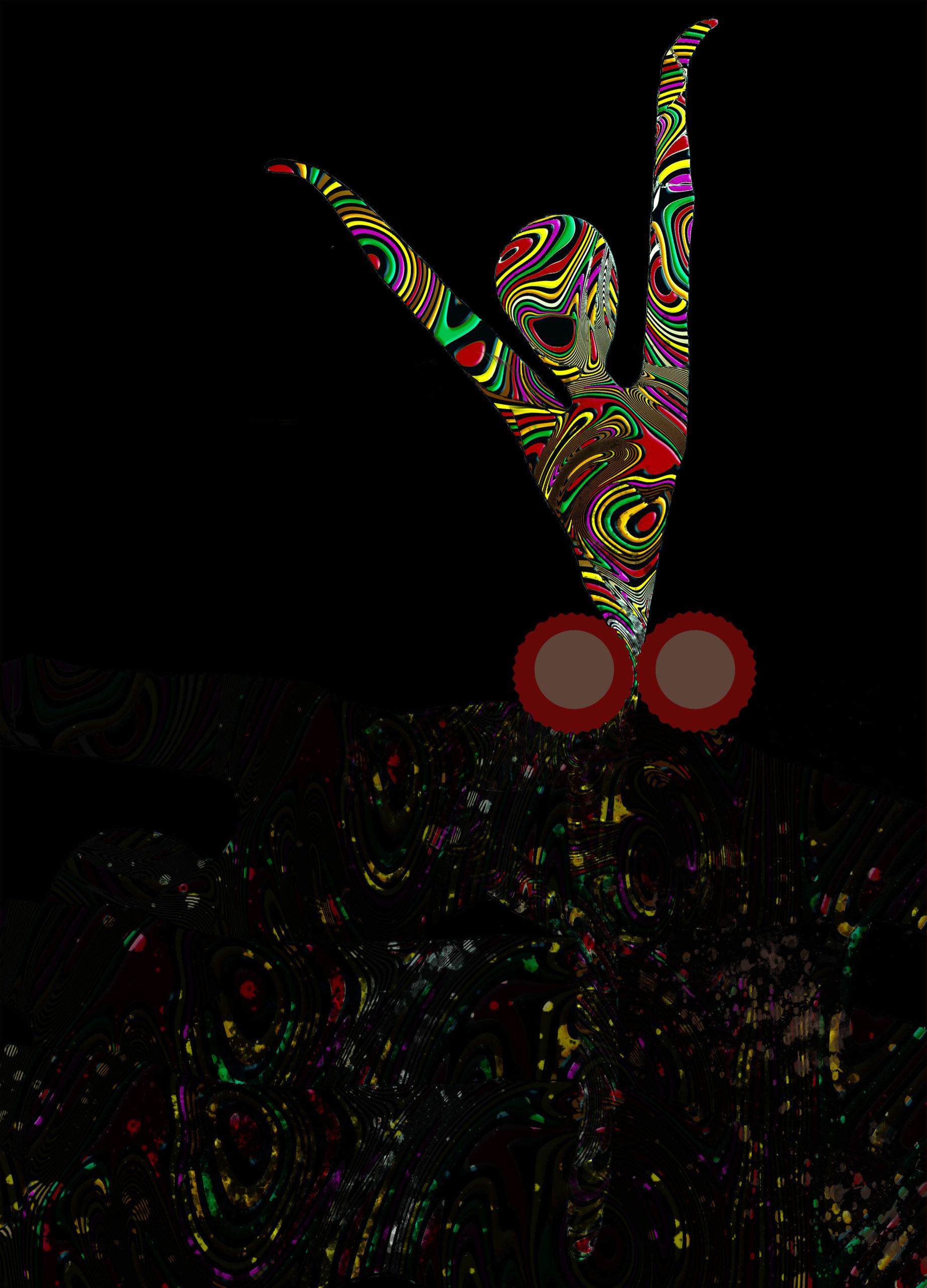 Serie Dancing shredder