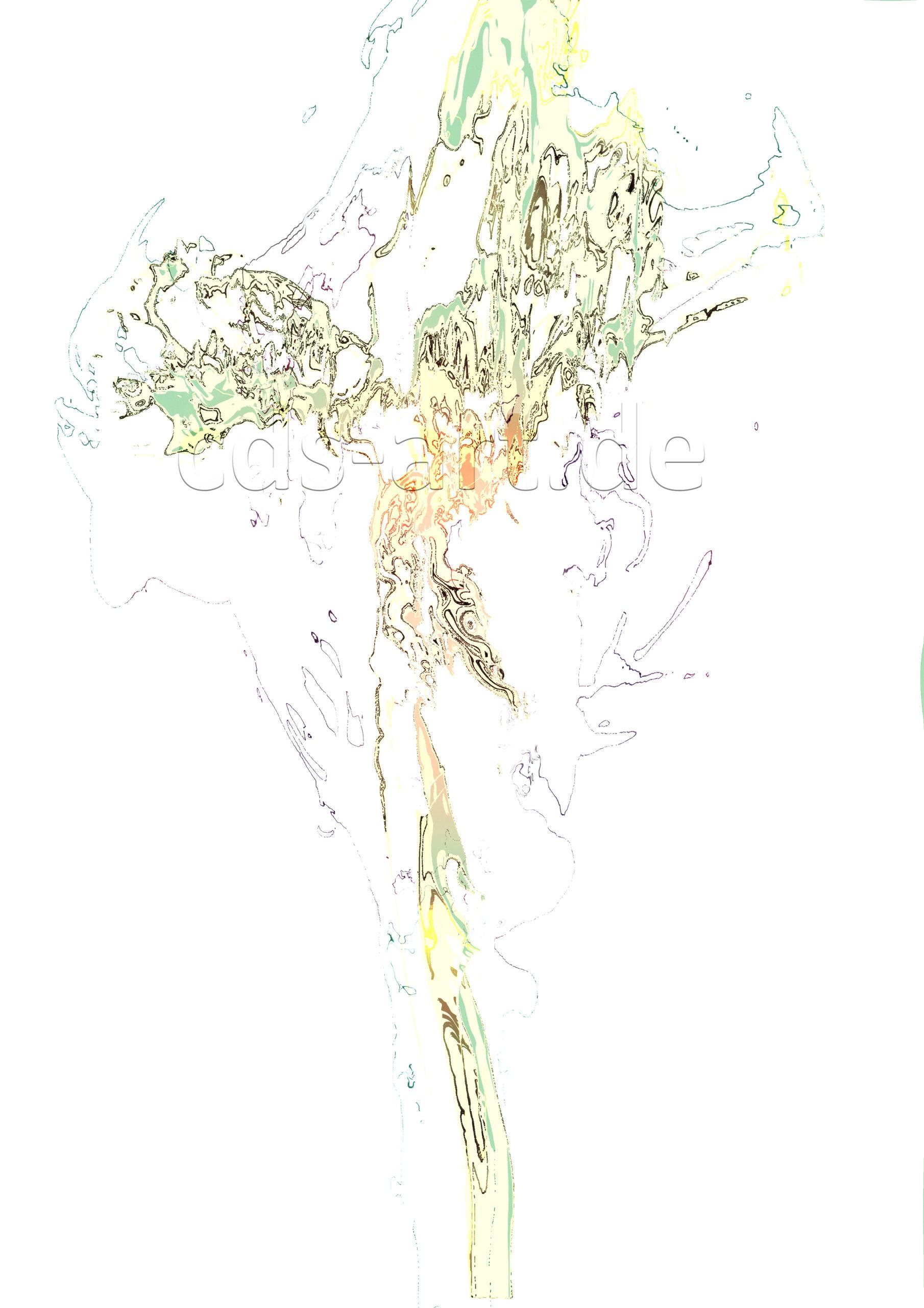 flowers green light